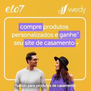 compre produtos personalizados e ganhe seu site de casamento (válido para produtos de casamento)